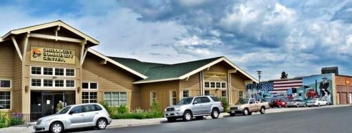 CVIP Community Center in Chiloquin