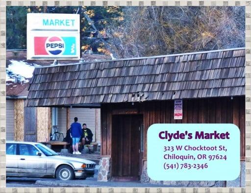 Clyde's Market, Chiloquin