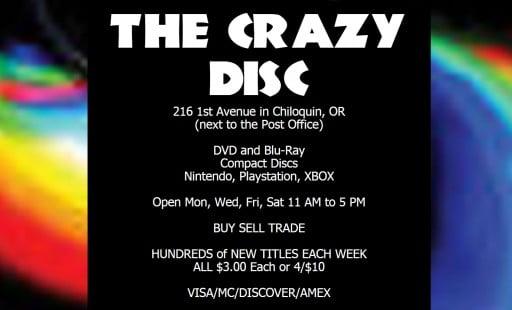 The Crazy Disc
