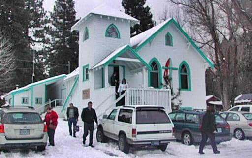 United Methodist Church, Chiloquin