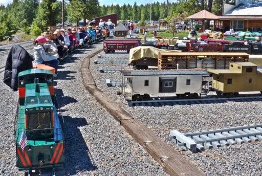 Train Mountain near Chilquin, Oregon