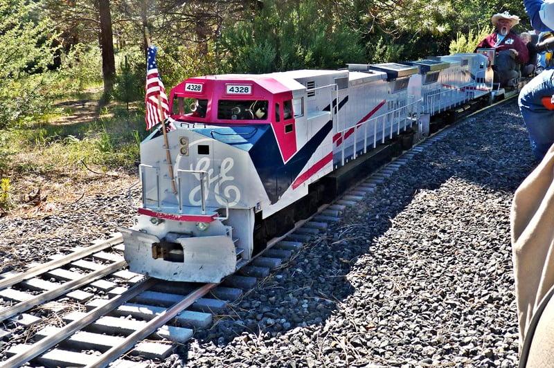 Mountain Train