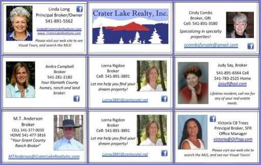 Crater Lake Realty, Chiloquin