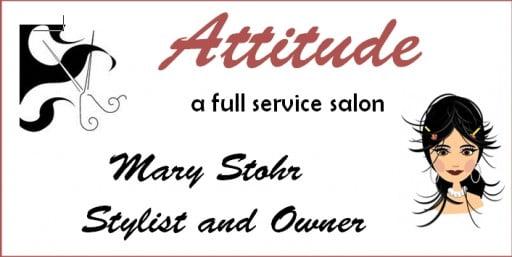 Attitude Salon, Chiloquin