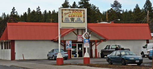 Family Food Center, chiloquin