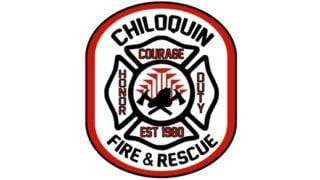 Chiloquin Fire and Rescue Logo