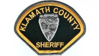 Klamath County sheriff patch