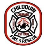 Chiloquin Fire & Rescue Logo
