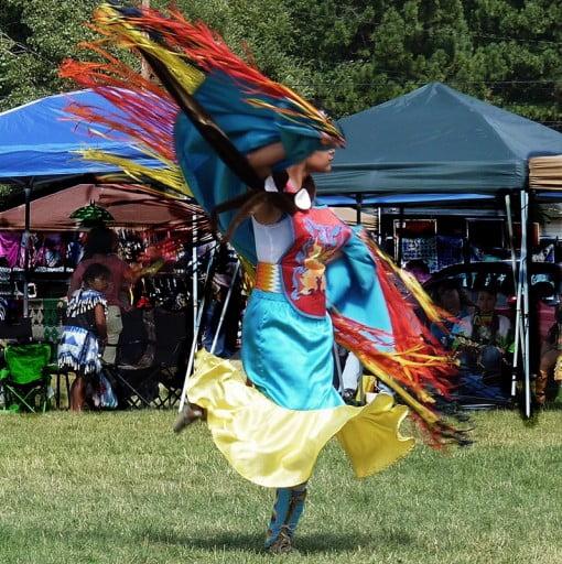 Klamath Tribes 2013 restoration powwow