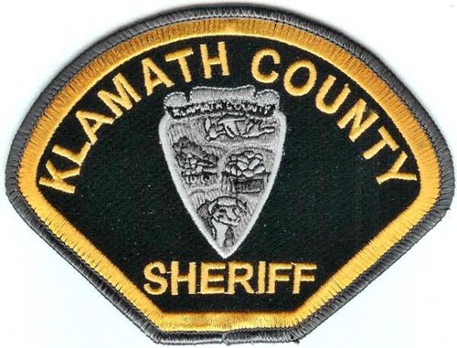 Klamath County Sheriff logo