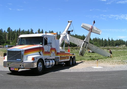 Chiloquin towing: getting those tires back onto the ground