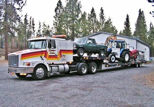 Chiloquin Towing: transport and relocation of equipment