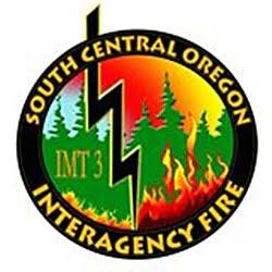 SCO Interagency Fire logo