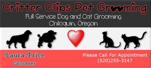 Critter Clips Grooming in Chiloquin