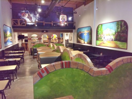El Rodeo Steak House in Klamath Falls, Oregon