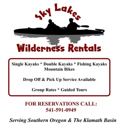 Sky Lakes Wilderness Rentals, Chiloquin